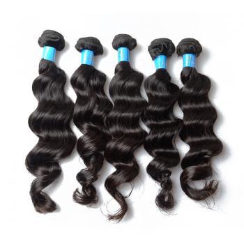 Virgin Brazilian Hair Loose Wave, 100% Unprocessed 5A Human Hair