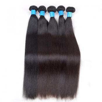 7A Brazilian Hair,Straight hair, Raw human hair