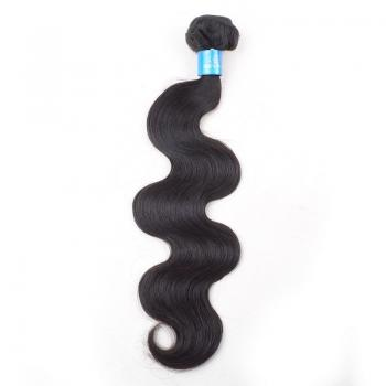 brazilian human body wave,high quality hair