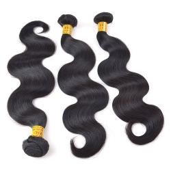 Peruvian hair body wave,6A hair,