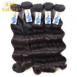 Malaysian hair loose wave,Unprocessed