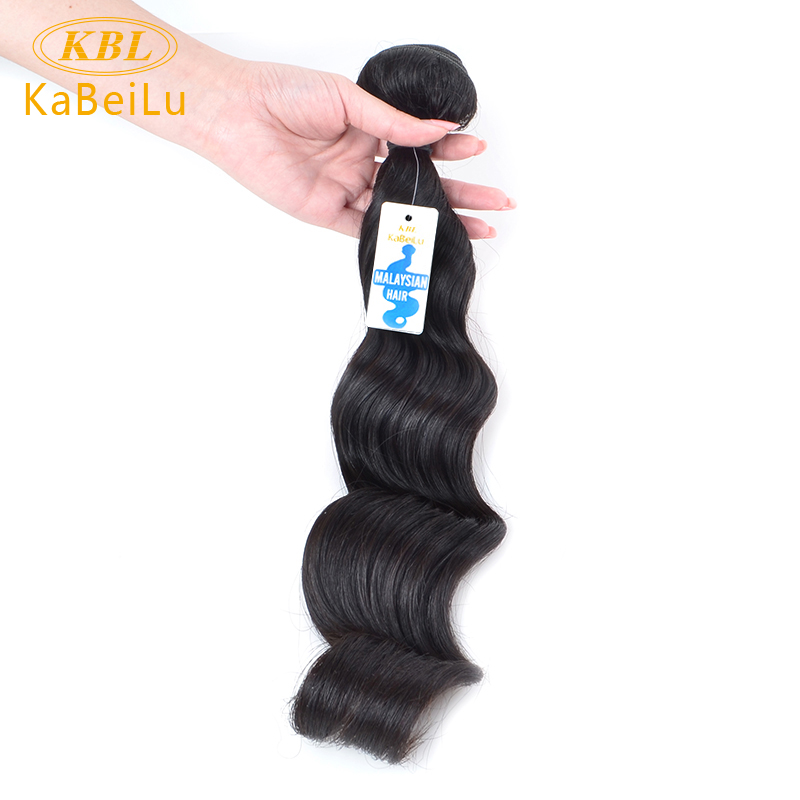 Malaysian hair loose wave
