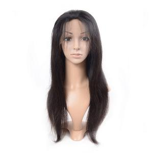 Brazilian Full lace human hair ,Brazilian Straight hair, wig