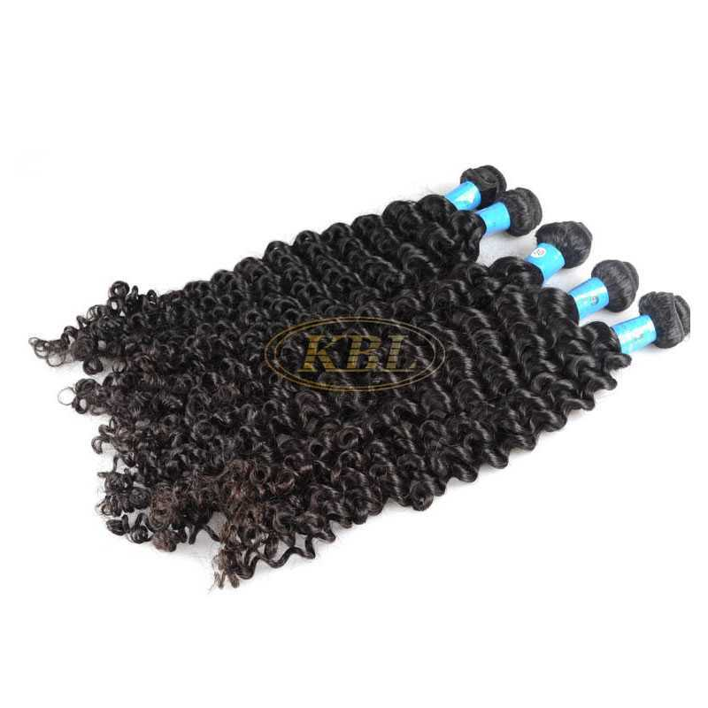 5A brazilian curly hair