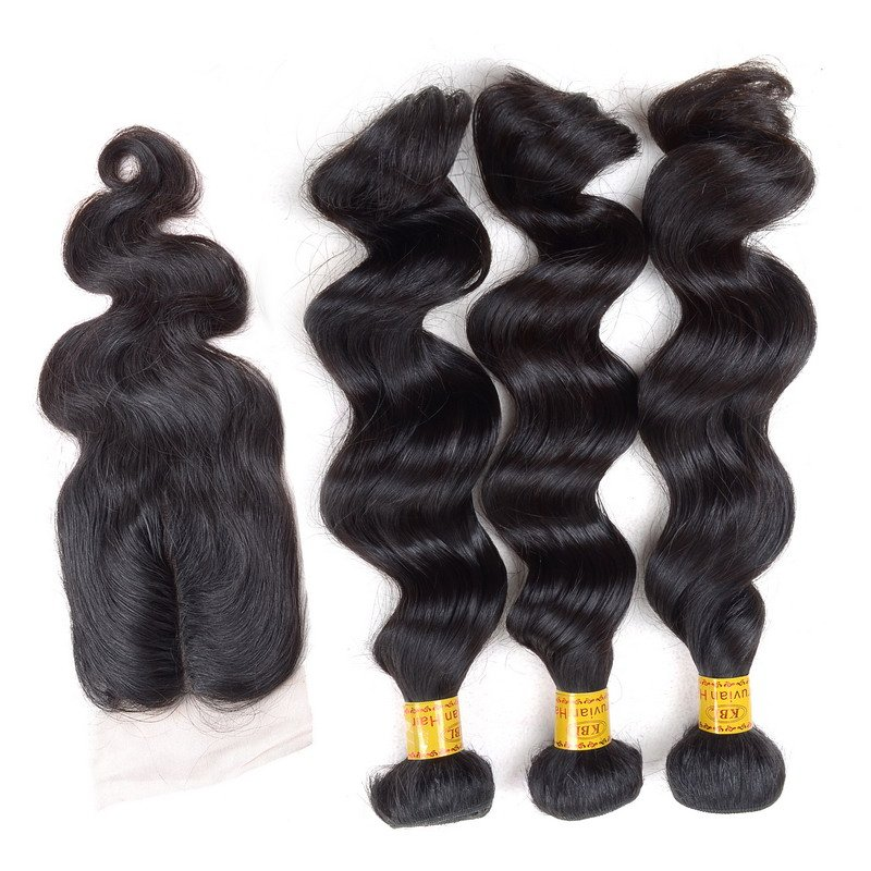 Peruvian Hair Loose Wave