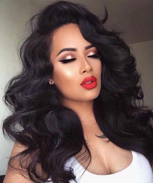 Body Wave hair Style of Perm