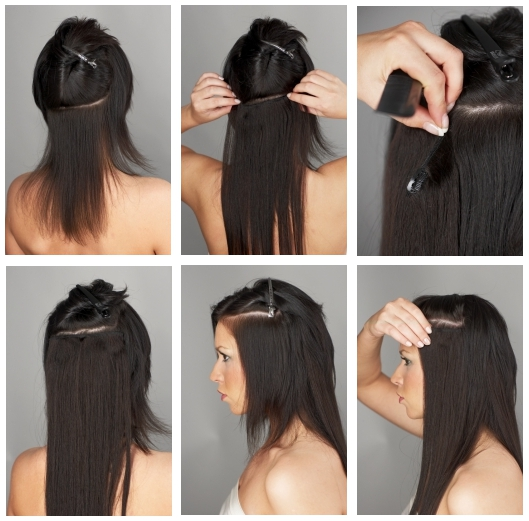 Human hair news blog news kabeilu with the increasing number of wigs the use of clips continue to emerge the clip hair in other types of hair use to better reflect its advantages pmusecretfo Image collections