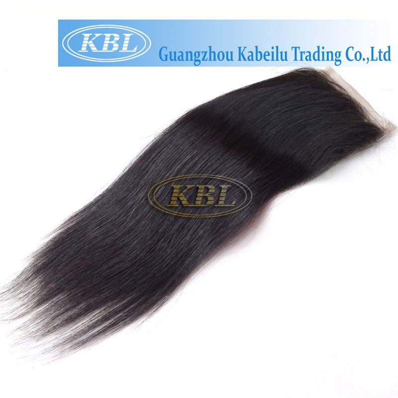 brazilian straight hair closure