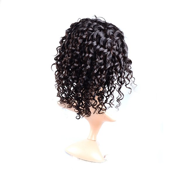 Grade 6A Top Quality Virgin Brazilian Front Lace Wigs