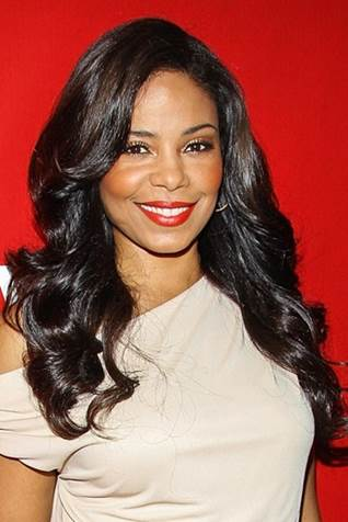 Brazilian virgin hair classic hairstyle kabeilu the effervescent girl next door sanaa lathan has been coined the epitome of classic beauty which she represents as this weeks extensions plus style envy pmusecretfo Gallery