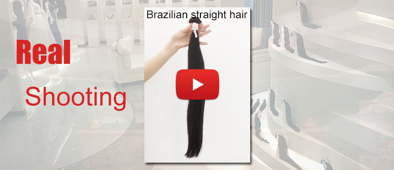 7A brailian straight hair